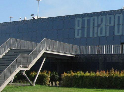 La sede di Expo Vending Sud