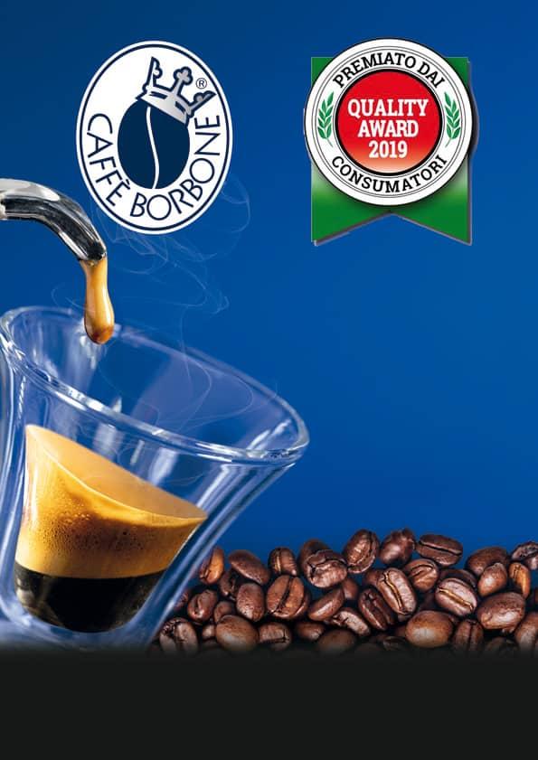"""La pausa caffè con Borbone è da """"Oscar"""""""