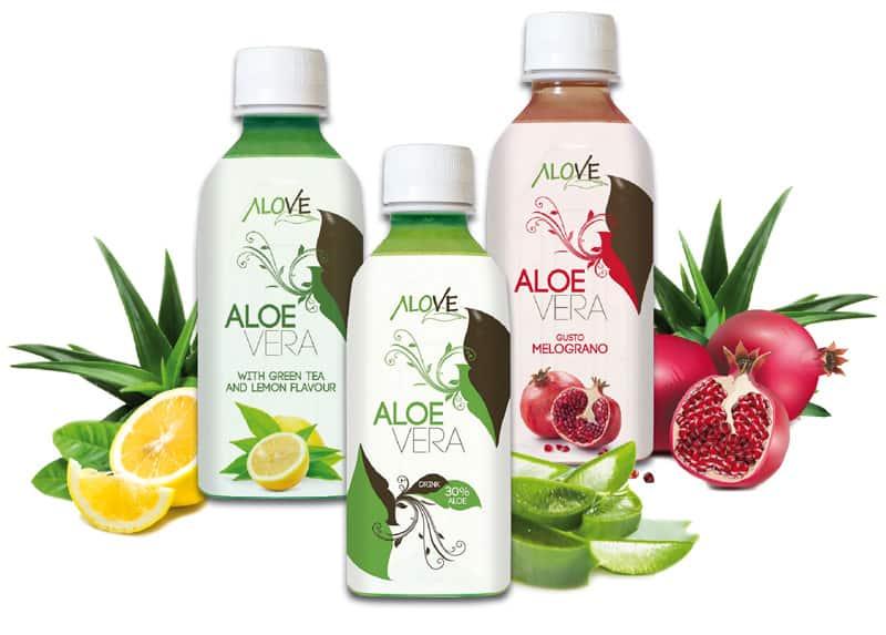 L'Aloe Vera entra nel Vending come bevanda