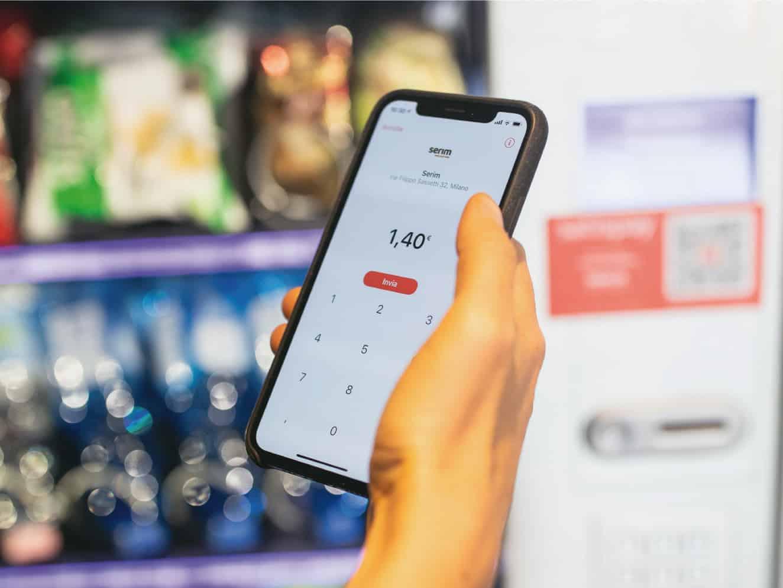 Satispay sbarca sui distributori automatici