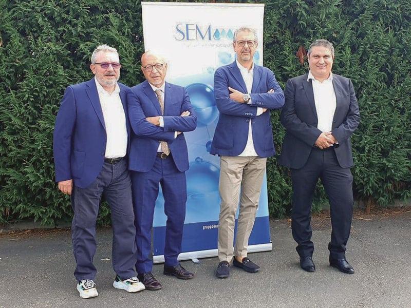 Il Gruppo SEM rinnova l'assetto societario