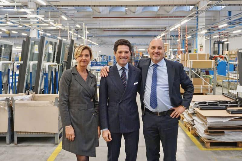 Grande novità in Fas: entra in azienda Matteo Marzotto